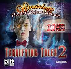 During these types of games, you will often have to interact with various characters and we collected 57 of the best free online hidden object games. Amazon Com Legacy Amazing Hidden Object Games Terrifying Tales 2