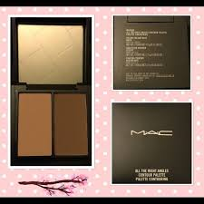 mac all the right moves contour palette um