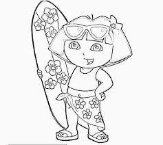 explorer coloring pages free printable page dora the book pdf explorer coloring pages free printable page dora the book pdf