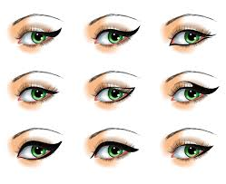 eyeliner styles to shape your eye