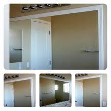 Bathrooms Cabinets Bathroom Cupboard Narrow Mirrored