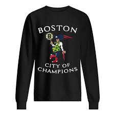 The Yetee Size Chart New England Patriots Boston Bruins City Of Champions Shirt