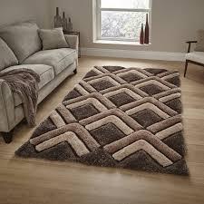 impressive charlton home shepley hand tufted brown area rug reviews wayfair pertaining to brown area rug popular