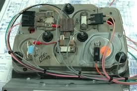 1972 corvette scarlett project car dash wiring harness installation how to hook up aftermarket temp gauge at Dash Gauge Wiring