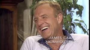 Actor James Caan talks with Jimmy ...