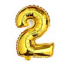 40 giant 2 two gold mylar number letter balloons birthday big balloon party wedding centerpieces table decoration events 0 0 width=720&height=960