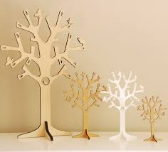 Large Wooden Tree Display Stand New Large Wooden Tree Display Stand Large Laser Cut Unfinished Plywood
