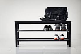 Tjusig Coat Rack IKEA Tjusig Shoe Rack Bench and Coat Stand Hat shoes design 56