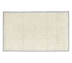 jute and chenille rug pottery barn
