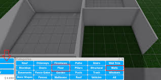 how to build a house in roblox welcome