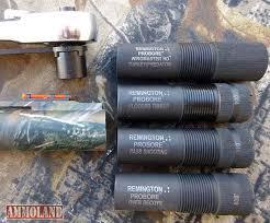 Remington 870 Choke Tube Chart Shot Guns Ammoland Com