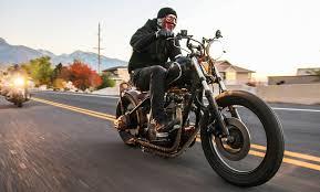 smug labs yahama xs650 bobber ninetynineco custom motorcycle