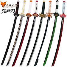 Espada Katana Kimetsu no Yaiba Demon Slayer - Lqmjr - Cherio Store