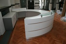 office furniture reception desk