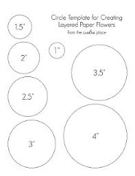 7d808c26bb3444eee2be60567ac5006e 25 best ideas about flower template on pinterest paper flowers on 3 7 8 inch printable template