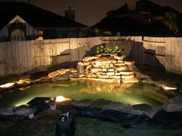 koi pond lighting ideas. interesting pond innovative decoration pond lighting terrific koi intended ideas l
