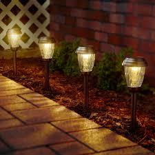 Smart Living Charleston Copper Finish Pathway Lights Smart Living Home Garden Outdoor Utility Lighting