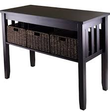 sofa table with storage. Console Sofa Table With Storage Home Design Ideas