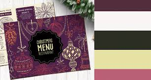 Holiday Color Palettes That Arent Just Red And Green Envato