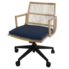 office chair picture. Ocean Ave Rattan Office Chair Picture