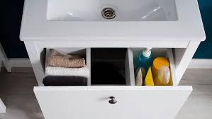 Badezimmerset 2 Ole Badmöbel Badezimmer Weiß Mit Waschbecken Und Led