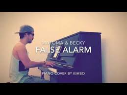 Image result for Matoma & Becky Hill - False Alarm false alarm matoma