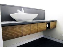 Long Storage Cabinet Small Spaces Modern Bathroom Vanity To Energize The Modern