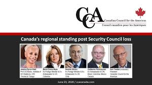 Canada's regional standing post Security Council loss - YouTube
