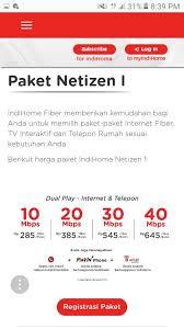 8 daftar harga paket internet indihome terbaru 2020. Indihome Malang Obјave Feјsbuk