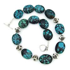 southwest jewelry turquoise necklace for women