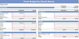 Free Event Planner Templates Microsoft Offices Free Event Planning Template