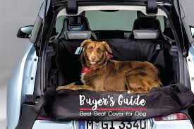 dog covers for car seats the best seat dogs top reviews pet
