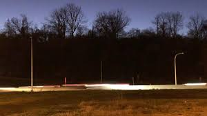 City Lights Shelter Reading Pa Drivers In The Dark Along Much Of West Shore Bypass