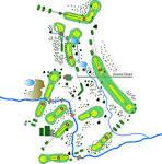 Golf Courses Minnesota, Green Monster