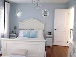excellent blue bedroom white furniture pictures. Elegant French Furniture In Contemporary Bedroom Excellent Blue White Pictures