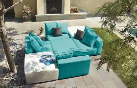oasis outdoor sofas and ottomans