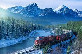Winter Train Wallpapers - Wallpaper Cave