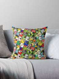 Redbubble Pillow Insert