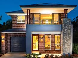 simple modern house. Unique Simple Elegant 2 Floor Home Design Images And Simple Modern House