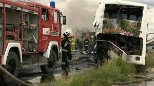 Він прямував з Тернополя до Варшави… Жахлива аварія у Польщі. Автобус з  українцями потрапив у жорстку ДТП…