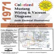 1971 ford mustang cd 71 mustang colorized wiring vacuum diagram cd 71 mustang colorized wiring vacuum diagram