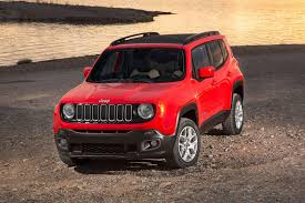 2018 Jeep Renegade Review, Trims, Specs and Price - CarBuzz