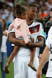 Kasia lenhardt, 25, was found dead in her berlin apartment by police on. Jerome Boateng Of Germany Holding One His Twin Daughters Celebrates Jerome Boateng Germany Fifa 2014 World Cup