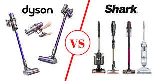 dyson vs shark cordless vacuum
