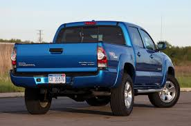 Review: 2010 Toyota Tacoma 4x2 PreRunner Photo Gallery - Autoblog