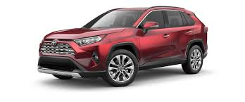 2019 Toyota Rav4 Color Options