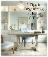 Organizing your home office Hall Tips In Organizing Your Home Office Amazoncom Tips In Organizing Your Home Office My Interior Inspirations