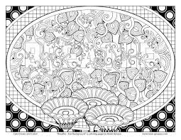 Free Coloring Pages For Relaxing De Stressing The Art Of Healing