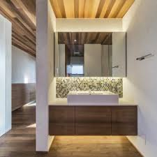modern bathroom design. Example Of A Minimalist Bathroom Design In Other With White Walls Modern