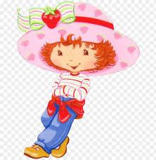 strawberry shortcake cartoon funny png